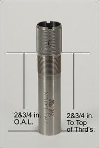 Shotgun Choke & Choke Tube Identification Tool